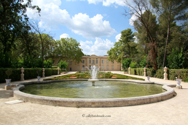 chateau d'o montpellier blog callyhandmade