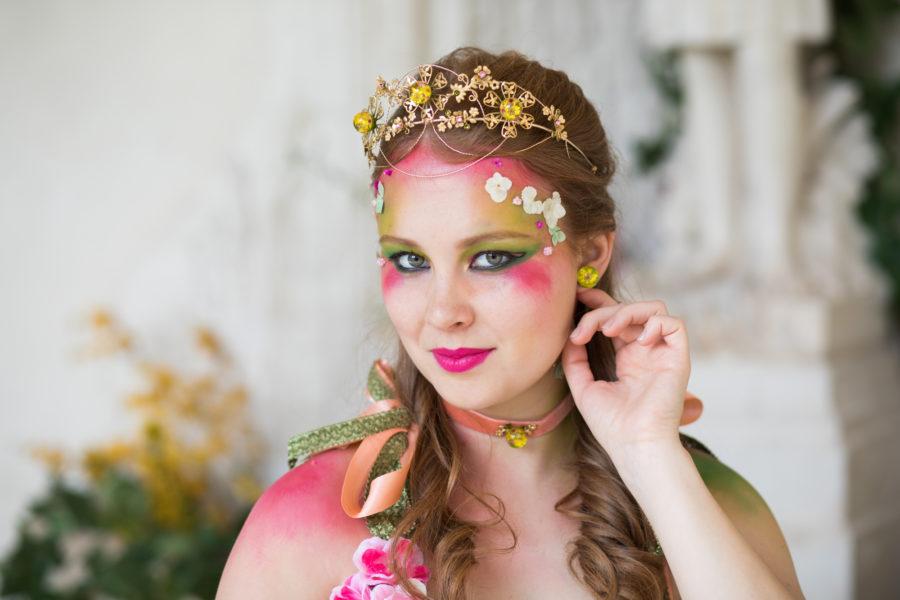 boucles d'oreilles femme cadeau résine fleurs séchées bijoux de créateur France